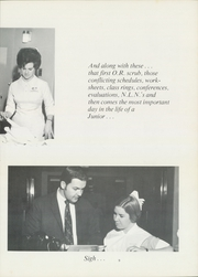 Page 13, 1970 Edition, Presbyterian Hospital School of Nursing - Crisp N Curls Yearbook (Charlotte, NC) online yearbook collection