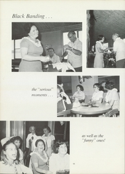 Page 14, 1970 Edition, Presbyterian Hospital School of Nursing - Crisp N Curls Yearbook (Charlotte, NC) online yearbook collection