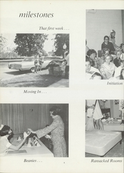 Page 8, 1970 Edition, Presbyterian Hospital School of Nursing - Crisp N Curls Yearbook (Charlotte, NC) online yearbook collection