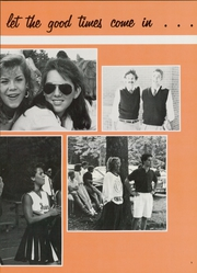 Page 13, 1988 Edition, Forsyth Country Day School - Pegasus Yearbook (Lewisville, NC) online yearbook collection