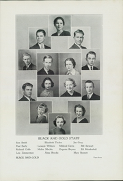 Page 15, 1937 Edition, North High School - Black and Gold Yearbook (Winston Salem, NC) online yearbook collection