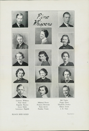 Page 17, 1937 Edition, North High School - Black and Gold Yearbook (Winston Salem, NC) online yearbook collection
