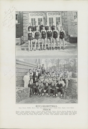 Page 188, 1937 Edition, North High School - Black and Gold Yearbook (Winston Salem, NC) online yearbook collection