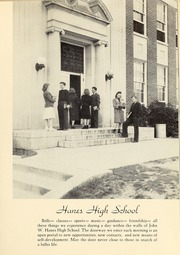 Page 11, 1939 Edition, South High School - Black and Gold Yearbook (Winston Salem, NC) online yearbook collection