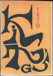 Page 1, 1970 Edition, Kings College - Kastle Yearbook (Charlotte, NC) online yearbook collection