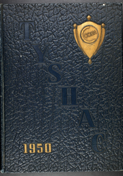 1950 Edition, Clevenger College of Business Administration - Tyshac Yearbook (North Wilkesboro, NC)