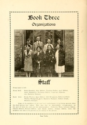 Page 14, 1929 Edition, Atlantic Christian College - Pine Knot Yearbook (Wilson, NC) online yearbook collection