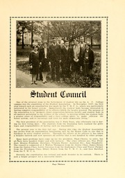 Page 15, 1929 Edition, Atlantic Christian College - Pine Knot Yearbook (Wilson, NC) online yearbook collection