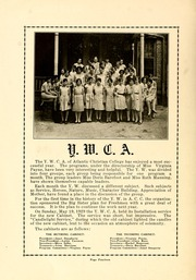 Page 16, 1929 Edition, Atlantic Christian College - Pine Knot Yearbook (Wilson, NC) online yearbook collection