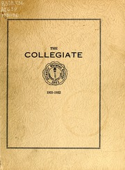 Page 1, 1932 Edition, Atlantic Christian College - Pine Knot Yearbook (Wilson, NC) online yearbook collection