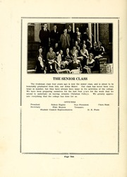 Page 12, 1932 Edition, Atlantic Christian College - Pine Knot Yearbook (Wilson, NC) online yearbook collection