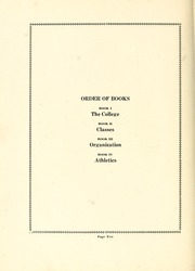 Page 4, 1932 Edition, Atlantic Christian College - Pine Knot Yearbook (Wilson, NC) online yearbook collection