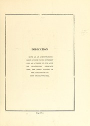 Page 7, 1932 Edition, Atlantic Christian College - Pine Knot Yearbook (Wilson, NC) online yearbook collection
