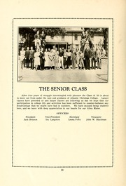 Page 12, 1933 Edition, Atlantic Christian College - Pine Knot Yearbook (Wilson, NC) online yearbook collection