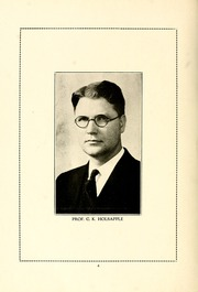 Page 6, 1933 Edition, Atlantic Christian College - Pine Knot Yearbook (Wilson, NC) online yearbook collection