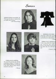 Page 14, 1976 Edition, Halifax Academy - Voyager Yearbook (Roanoke Rapids, NC) online yearbook collection
