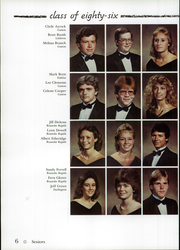 Page 10, 1986 Edition, Halifax Academy - Voyager Yearbook (Roanoke Rapids, NC) online yearbook collection