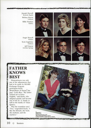 Page 14, 1986 Edition, Halifax Academy - Voyager Yearbook (Roanoke Rapids, NC) online yearbook collection