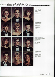 Page 15, 1986 Edition, Halifax Academy - Voyager Yearbook (Roanoke Rapids, NC) online yearbook collection