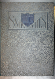 Page 1, 1921 Edition, Alexander Graham High School - Snips and Cuts Yearbook (Charlotte, NC) online yearbook collection
