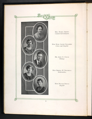 Page 16, 1921 Edition, Alexander Graham High School - Snips and Cuts Yearbook (Charlotte, NC) online yearbook collection