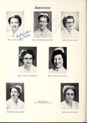 Page 10, 1955 Edition, James Walker Memorial Hospital School of Nursing - Triangle Yearbook (Wilmington, NC) online yearbook collection