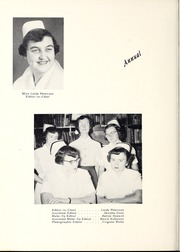 Page 12, 1955 Edition, James Walker Memorial Hospital School of Nursing - Triangle Yearbook (Wilmington, NC) online yearbook collection