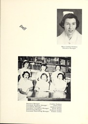 Page 13, 1955 Edition, James Walker Memorial Hospital School of Nursing - Triangle Yearbook (Wilmington, NC) online yearbook collection