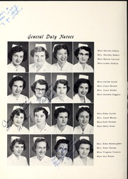 Page 14, 1955 Edition, James Walker Memorial Hospital School of Nursing - Triangle Yearbook (Wilmington, NC) online yearbook collection