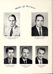 Page 8, 1955 Edition, James Walker Memorial Hospital School of Nursing - Triangle Yearbook (Wilmington, NC) online yearbook collection
