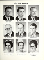 Page 13, 1966 Edition, James Walker Memorial Hospital School of Nursing - Triangle Yearbook (Wilmington, NC) online yearbook collection