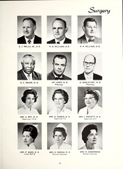 Page 17, 1966 Edition, James Walker Memorial Hospital School of Nursing - Triangle Yearbook (Wilmington, NC) online yearbook collection