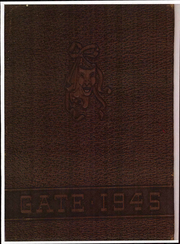 1945 Edition, Wingate University - Gate Yearbook (Wingate, NC)