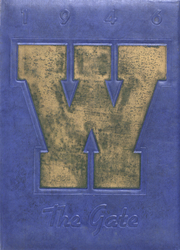 1946 Edition, Wingate University - Gate Yearbook (Wingate, NC)