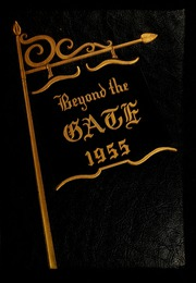 1955 Edition, Wingate University - Gate Yearbook (Wingate, NC)