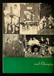 Page 12, 1955 Edition, Wingate University - Gate Yearbook (Wingate, NC) online yearbook collection