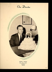 Page 17, 1955 Edition, Wingate University - Gate Yearbook (Wingate, NC) online yearbook collection