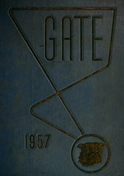 1957 Edition, Wingate University - Gate Yearbook (Wingate, NC)