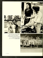 Page 10, 1977 Edition, Wingate University - Gate Yearbook (Wingate, NC) online yearbook collection