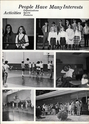 Page 17, 1971 Edition, Harrisburg Junior High School - Junior Jacket Yearbook (Harrisburg, NC) online yearbook collection