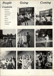 Page 8, 1971 Edition, Harrisburg Junior High School - Junior Jacket Yearbook (Harrisburg, NC) online yearbook collection