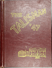 Walstonburg High School - Talisman Yearbook (Walstonburg, NC) online yearbook collection, 1947 Edition, Page 1