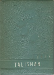 Walstonburg High School - Talisman Yearbook (Walstonburg, NC) online yearbook collection, 1953 Edition, Page 1