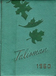 Walstonburg High School - Talisman Yearbook (Walstonburg, NC) online yearbook collection, 1960 Edition, Page 1
