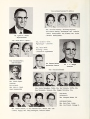 Page 8, 1958 Edition, North Carolina State School for the Blind - Astron Yearbook (Raleigh, NC) online yearbook collection