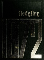 1972 Edition, University of North Carolina at Wilmington - Fledgling Yearbook (Wilmington, NC)