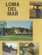 1969 Edition, California Western University - Loma Del Mar Yearbook (San Diego, CA)