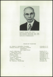Page 12, 1950 Edition, Ben Lippen School - Challenge Yearbook (Asheville, NC) online yearbook collection