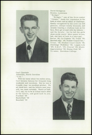 Page 16, 1950 Edition, Ben Lippen School - Challenge Yearbook (Asheville, NC) online yearbook collection