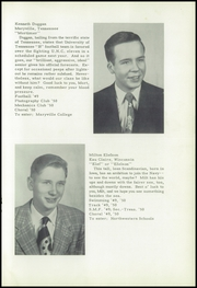 Page 17, 1950 Edition, Ben Lippen School - Challenge Yearbook (Asheville, NC) online yearbook collection